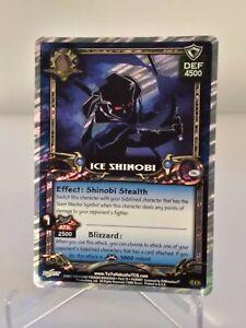 Yu Yu Hakusho TCG CCG Jin The Wind Master TS4 Spirit Pack 5 Betrayal Card