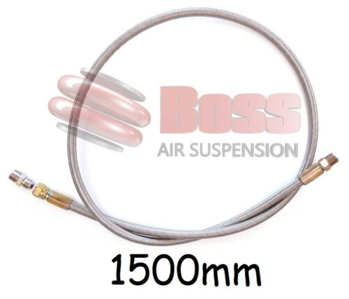BOSS 1500mm Stainless braided heat proof air line hose for air compressor tank