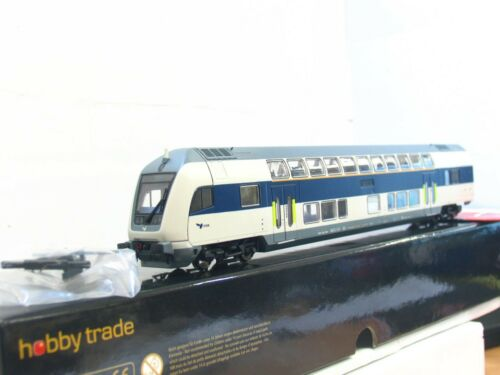 ln8567 Hobbytrade h0 HT 73010 double étage Taxe Voiture ABS DSB AC neuf dans sa boîte