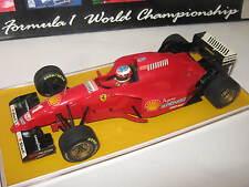1:18 Ferrari 412T2 M. Schumacher 1996 Minichamps in showcase TOP