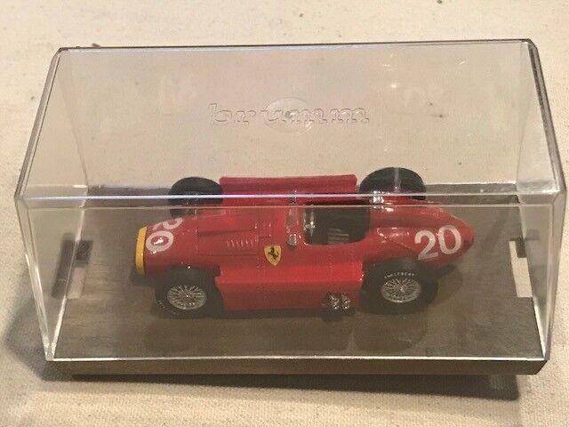 gran venta Brumm R127 Ferrari D50  20 20 20 Grand Prix de Mónaco 1956-J M Fangio 1 43 Escala  Precio al por mayor y calidad confiable.