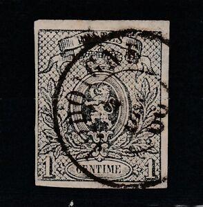 FRANCOBOLLI-1866-67-BELGIO-LEOPOLDO-Z-9385