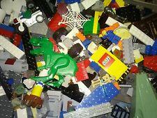 2 Pound Lot LEGO Bricks MIXED Parts /& Pieces Bulk lb City Star Wars Harry Potter