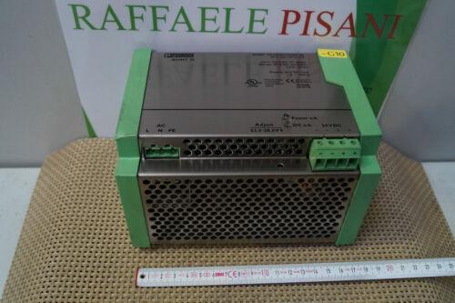 PHOENIX CONTACT Quint Power Quint-PS-230 AC//24DC//10 order:2939179 Power Supply