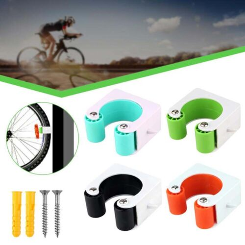 Portable Bicycle Parking Rack Wall Mount Hook Bike Storage Bicycle Bracket.