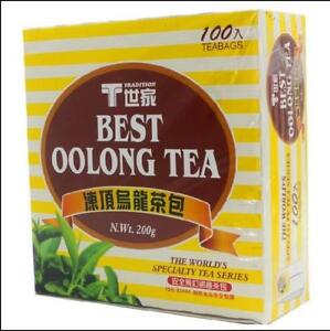 100 bags Chinese best  oolong  health tea bag of China 2g/0.07oz.  per bag