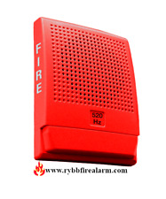 NEW EST EDWARDS G4LFWF-HVM HORN STROBE LOW FREQUENCY FREE SHIP THE SAME DAY.