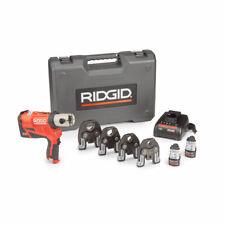 Ridgid 57398 Rp 240 Compact Press Tool Kit With 12 1 14 Propress Jaws