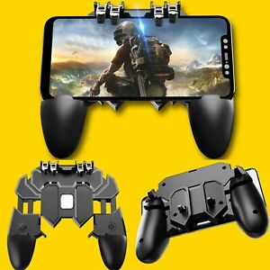New AK66 Gamepad PUBG Mobile Trigger Shooter Controller Joystick For