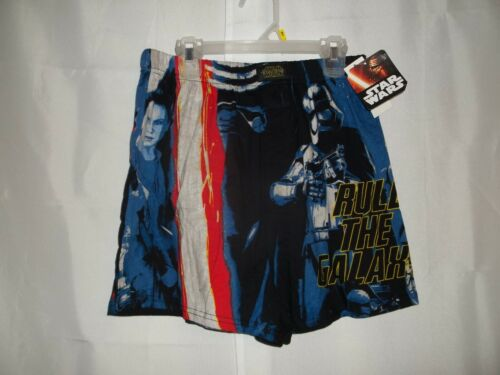 Disney Star Wars The Force Awakens Men/'s Sleep//Lounge Shorts-S OR L