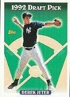 1993 Topps Derek Jeter #98 Baseball Card