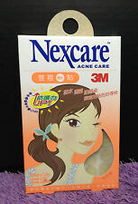 22pc 3M Nexcare Acne Pimple Zit Sticker Assorted Dressing Heal Patch Travel Pack