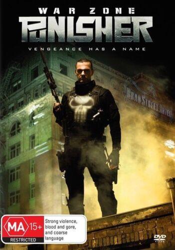 1 of 1 - The Punisher: War Zone DVD (2008)