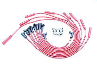 MAXX 538B 8.5mm Performance Spark Plug Wires 1985-1995 Chevy GMC 4.3L V6 TBI