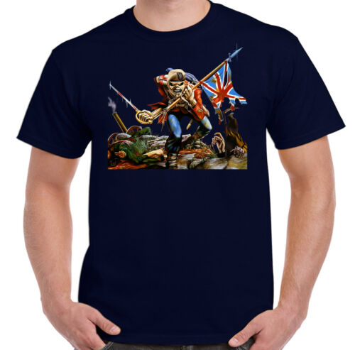Mens Army T-Shirt Military British Special Forces S.A.S The Trooper