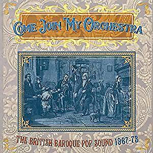 Come-Join-My-Orchestra-The-British-Baroque-Pop-Sound-1967-73-Variou-NEW-3CD