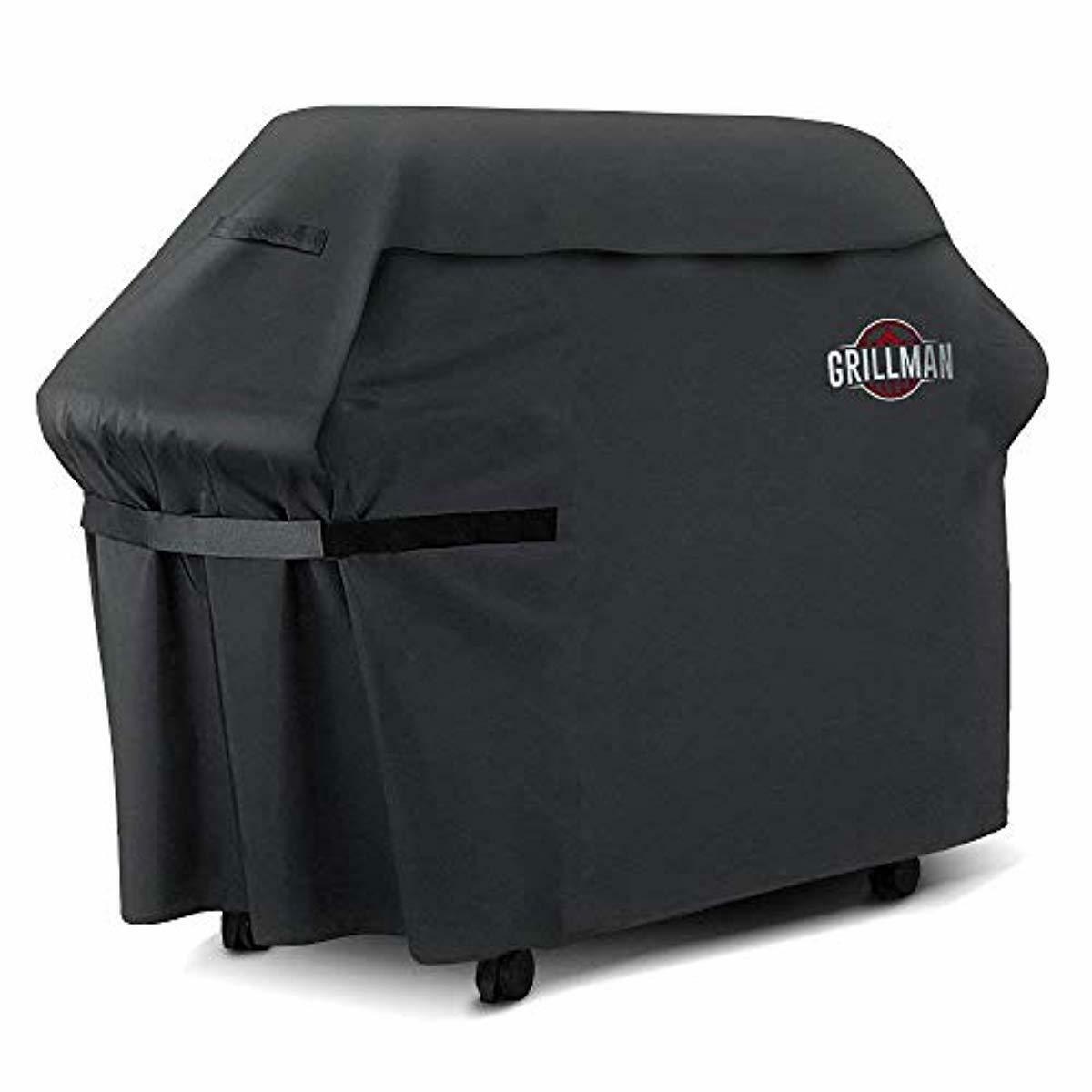 Grillman Premium BBQ Grill cubierta, Resistente Gas Parrilla Cubierta Para Weber, Brinkman
