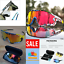 Polarized-Cycling-Glasses-Mountain-Bike-Goggles-Sports-4-LENS-UV400-NEW-2020-UK miniature 1