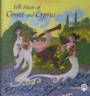 Folk Music of Greece & Cyprus Various Audio CD