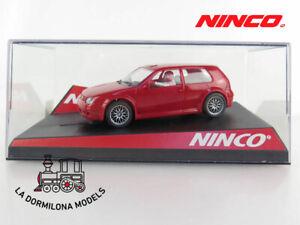 NINCO-50247-VWGOLF-GTI-034-ROADCAR-RED-034-NUEVO-A-ESTRENAR