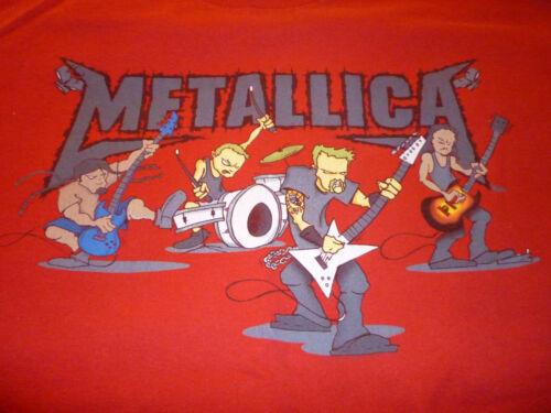 Metallica 2004 Tour Shirt ( Used Size XL ) Nice Condition!!!