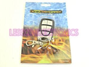 New-Free-Programming-Crimestopper-SPSK-52-5-Button-Remote-Transmitter-Fob