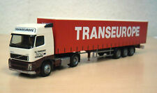"Herpa - Volvo FH12 Megatrailer ""Transeurope / Oudenburg"" (BE) - 1:87"