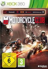 Motorcycle Club     (Xbox 360)     (Neuware)    New