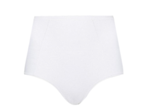 Ex Marks and Spencer White Firm Control Full Briefs Size 10 12 14 P108.3