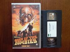 Oasis of the zombies (Jesus Franco, Manuel Gelin) - VHS ed. CVC rara