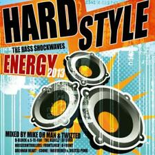 Various - Hardstyle Energy 2013-the Bass Shockwaves