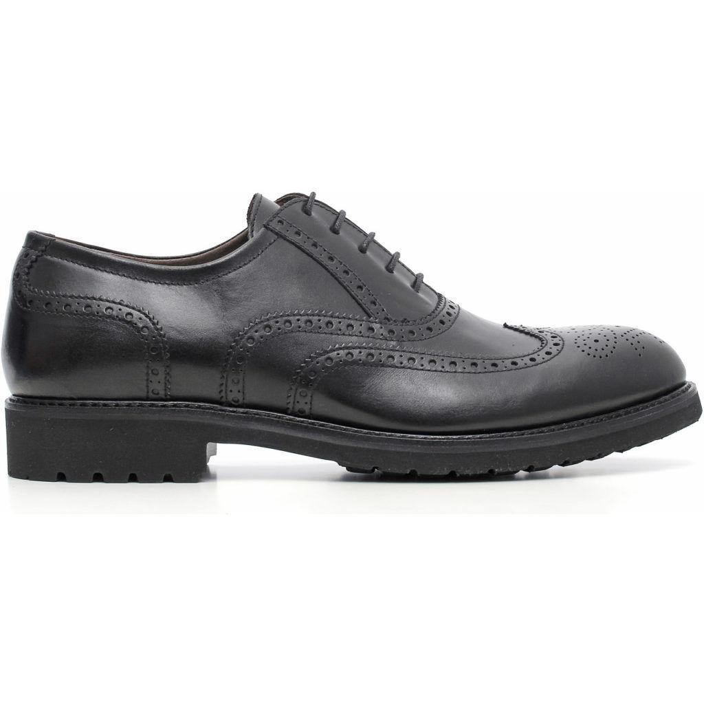 Scarpe casual da uomo  Scarpa elegante stile inglese NeroGiardini uomo nuova collezione A604411U