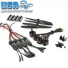 LDPower 3100kv Brushless Motor 6A ESC 4045 Propeller Set 150-220mm Quadcopter