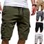 Summer-Men-039-s-Casual-Comfy-Shorts-Baggy-Gym-Sport-Jogger-Cargo-Drawstring-Pants thumbnail 1
