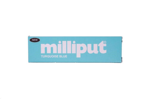 1 Pack of NEW Sculpting Turquoise Blue Milliput Epoxy Putty Modelling X8174