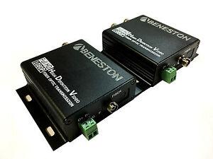 SD/HD-SDI to Fiber Optical Transmitter&Receiver. 20KM Data/RS485/CCTV/Broadcast