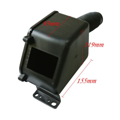 44mm Air Filter Box Intake Cleaner For GY6 150cc ATV Go Kart Scooter Moped Quad