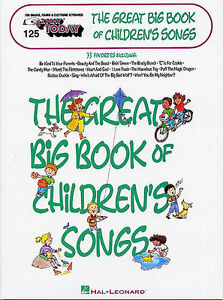 Details about EZ Play Childrens Songs Learn to Play Easy Big Note Piano  Keyboard Music Book