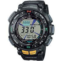 Casio Protrek Prg-240-1 Prg-240 Electro-luminescent Backlight Watch Brand