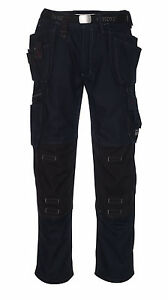 Mascot Lindos Craftsmens Ropa Para Hombre Pantalones Negros Snickers Directa Ebay