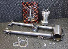 "TYSON RACING RAPTOR 660 2001-2005 swingarm 660r extended & bearings carrier +6"""