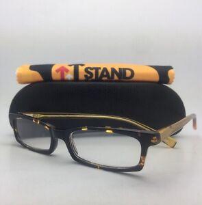 Readers-EYE-BOBS-Eyeglasses-MAN-POWER-2197-20-2-75-Tortoise-amp-Orange-Crystal