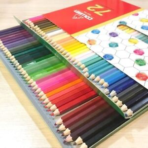 72-Colors-Non-toxic-Colored-Pencil-COLLEEN-For-Kids-Art-School-Stationary