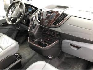 Ford Transit Interior >> Details About 2015 2016 2017 2018 2019 Interior Wood Dash Trim Kit Set For Ford Transit Xlt