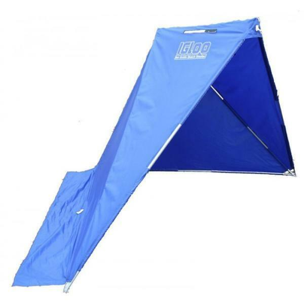 Ian golds Igloo Mk2 bluee Beach Shelter NEW Sea Fishing Shelter