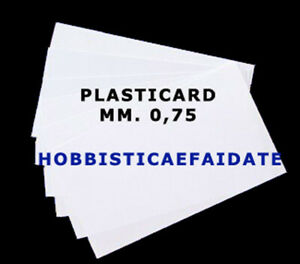 FOGLIO-PLASTICARD-BIANCO-POLISTIRENE-MM-33X23X-H-0-75-MODELLISMO