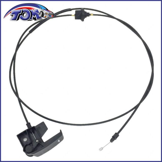 For Chevy Silverado 99-07 Hood Release Cable w// Handle Dorman 912-017
