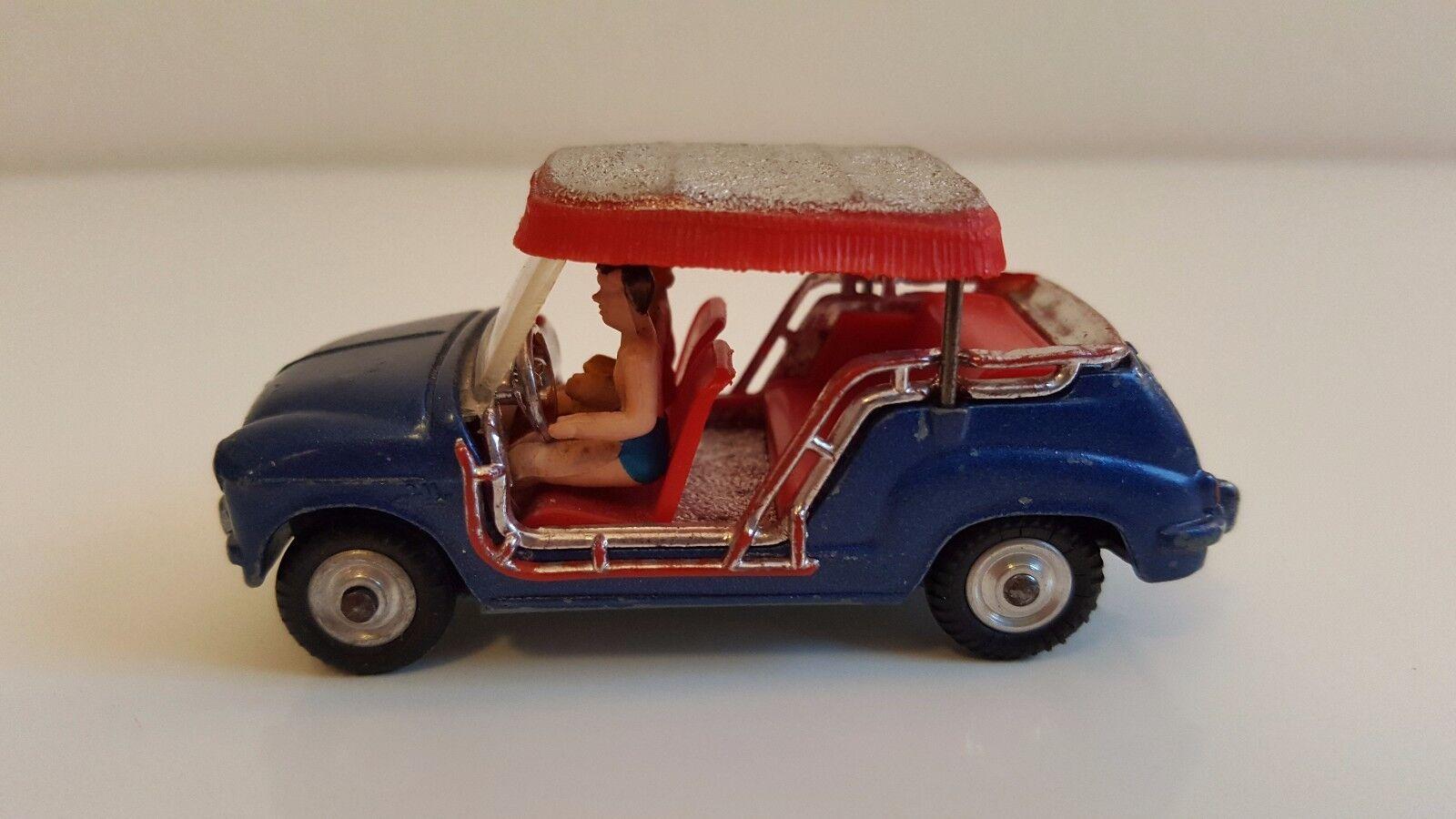 Corgi Toys - 240 - Ghia Fiat 600 Jolly (1 43)