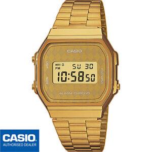 4db9cdaa6580 La imagen se está cargando CASIO-A168WG-9BWEF-A168WG-9B-ORIGINAL-ENVIO- CERTIFICADO-