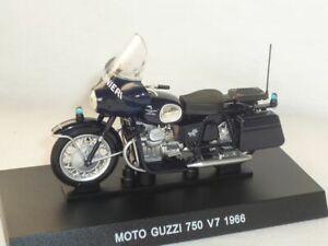 MOTO CLASSIQUE 1//24 MOTO GUZZI V7 SPECIALE 1967  MOTORRAD MOTORCYCLE